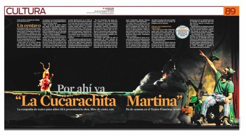 La Cucarachita Martina