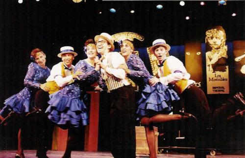 """On Broadway"" Musical Revue NYU"