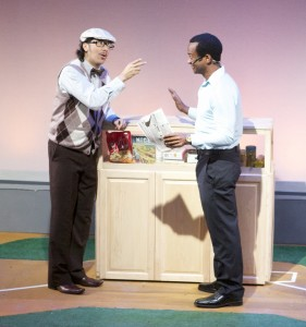 """MM as Don Oscar in """"DC7 The Roberto Clemente Story"""""""