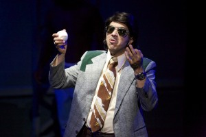 """MM as Ramiro Martínez in """"DC7 The Roberto Clemente Story"""""""