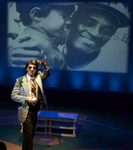 "MM as Ramiro Martínez in ""DC7 The Roberto Clemente Story"""