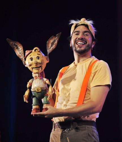 "MM in ""Viva Pinocho, A Mexican"